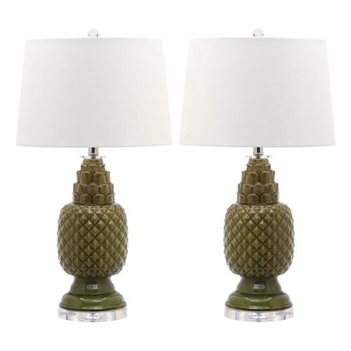 Safavieh Blakely Table Lamp 2-piece Set