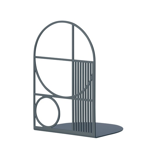 Outline Bookend in Dark Blue design by Ferm Living