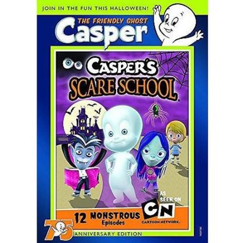 Casper's Scare School: 12 Monstrous Episodes (75th Anniversary Edition) (Full Frame)