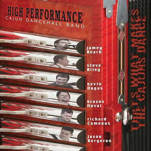 Cajun Dancehall Band [CD]