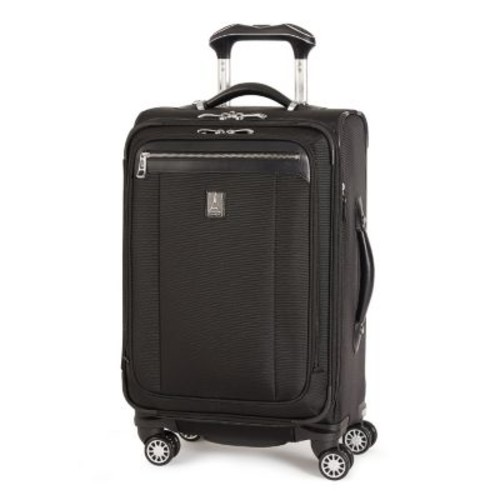Travelpro Platinum Magna 2 Carry-On Expandable Spinner Suiter Suitcase, 21-in., Black [Black]