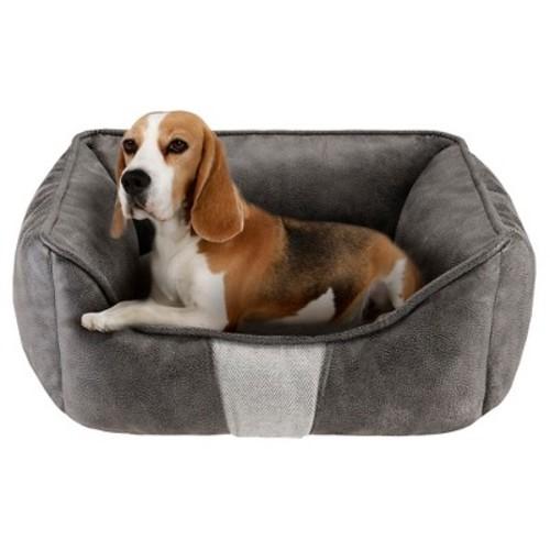 Jackson Rectangular Cuddler Pet Bed