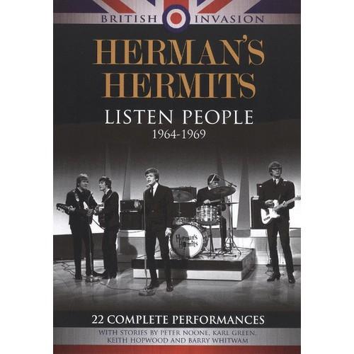 Listen People 1964-1969 [DVD]