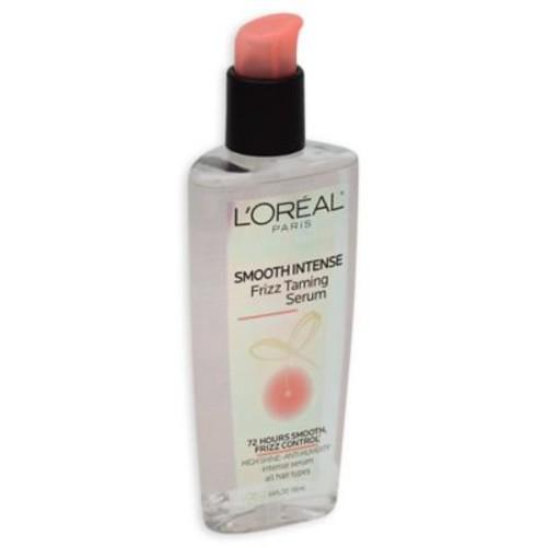 L'Oral Advanced Haircare Smooth Intense 3.4 oz. Frizz Taming Serum