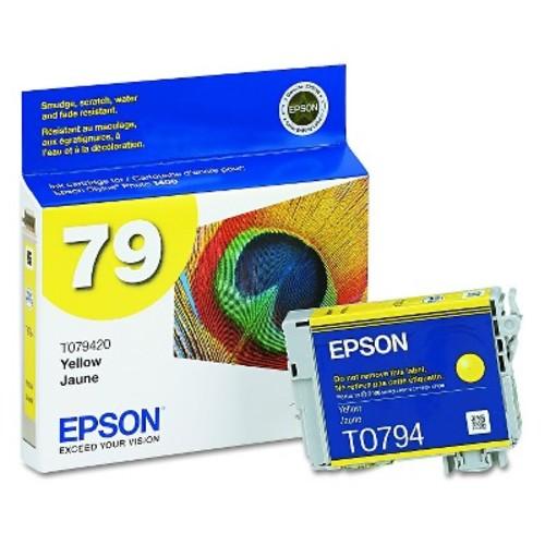 Epson 79 Yellow Ink Cartridge