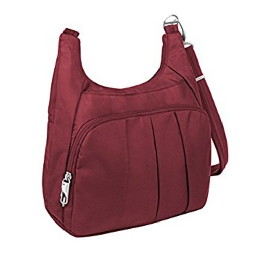Travelon Anti-Theft Pleated Hobo