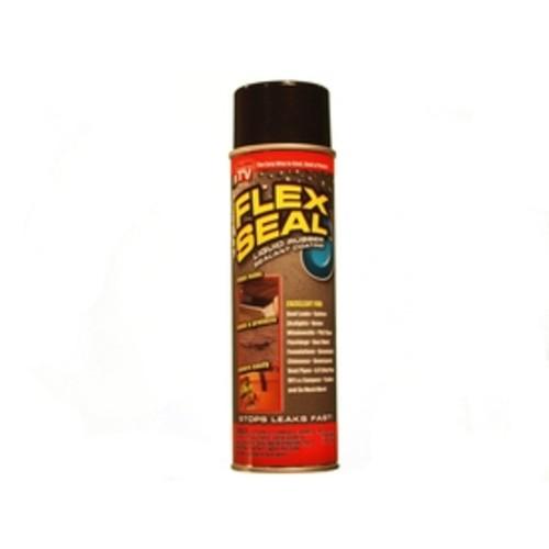 Flex Seal 8-fl oz Black Aerosol Spray Rubberized Coating