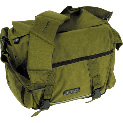 Messenger Camera Bag (Olive Green)