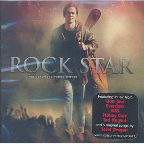 Various - Rock star (Ost) (CD)