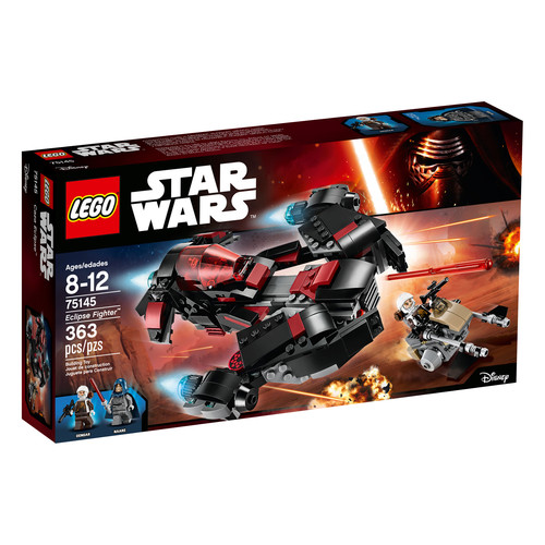 LEGO Disney Star Wars Eclipse Fighter with Spring-Loaded Missiles #75145