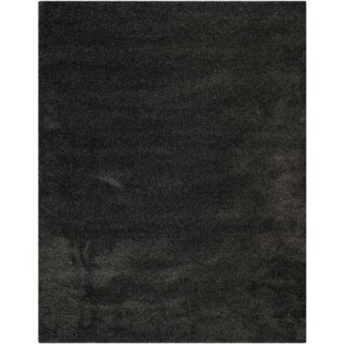 Safavieh Milan Shag Dark Gray 10 ft. x 14 ft. Area Rug