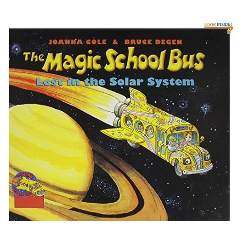 The Magic School Bus Lost in the Solar System (Magic School Bus (Pb))