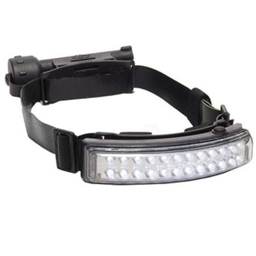 FoxFury Performance Tasker Headlamp with Elastic and Silicone Strap 400-009S