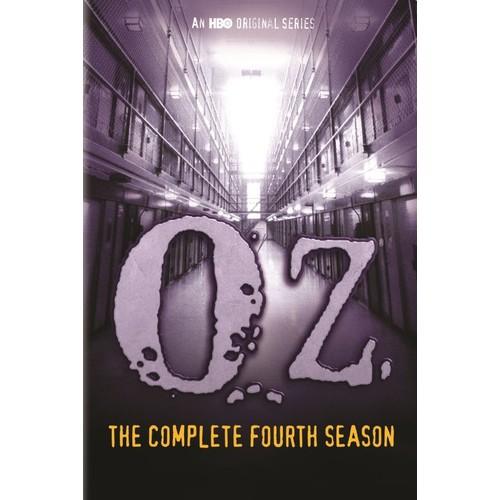 Oz: The Complete Fourth Season [6 Discs] [DVD]