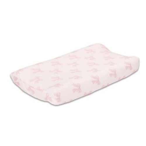 The Peanut Shell Grace Changing Pad Cover