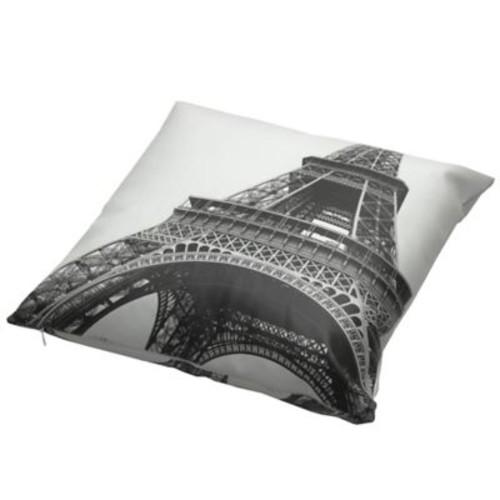 Oriental Furniture Eiffel Tower Throw Pillow