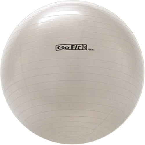 GoFit 65cm Exercise Ball with Pump