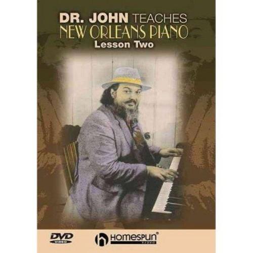 Dr john teaches new orleans piano v2 (DVD)
