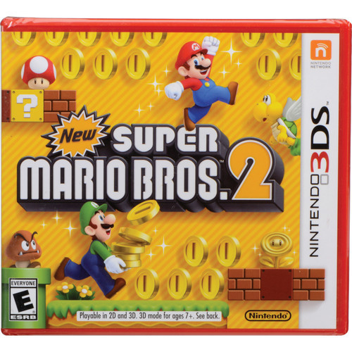 Super Mario Bros. 2 (Nintendo 3DS)
