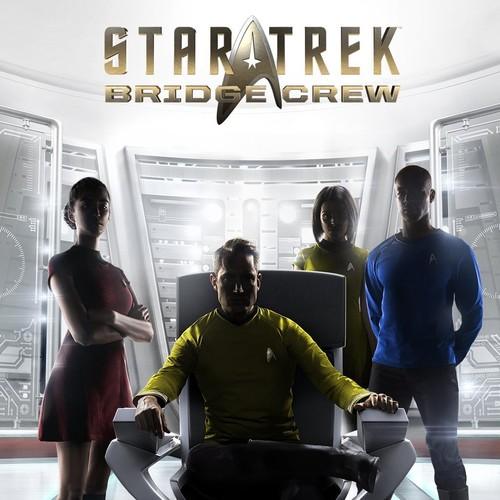 Star Trek: Bridge Crew - PlayStation VR [Digital Code] [Online Game Code, PlayStation 4]