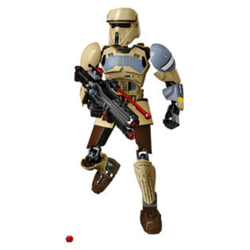 LEGO Star Wars Constraction Scarif Stormtrooper (75523)
