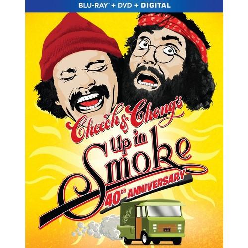 Cheech and Chong: Up in Smoke [40th Anniversary] [Blu-ray] [1978]