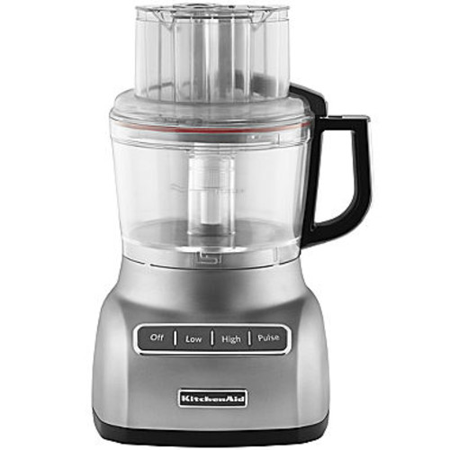 KitchenAid - KFP0922WH 9-Cup Food Processor - White