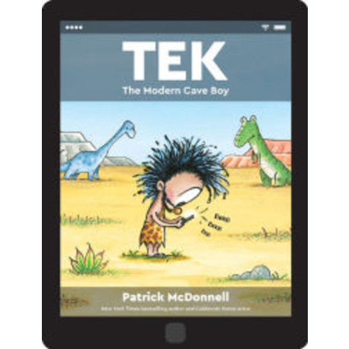Tek: The Modern Cave Boy