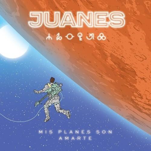 Juanes - Mis Planes Son Amarte [Audio CD]