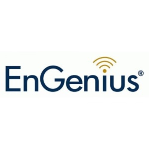 EnGenius Neutron Series 8-Port Gigabit PoE+ Wireless Management Switch with Uplink Ports **