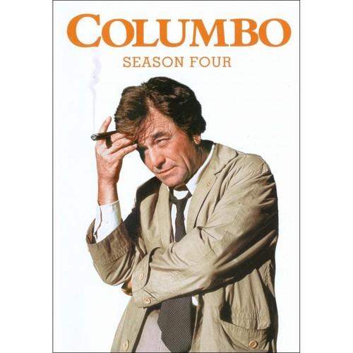 Columbo: Season Four [3 Discs] [DVD]