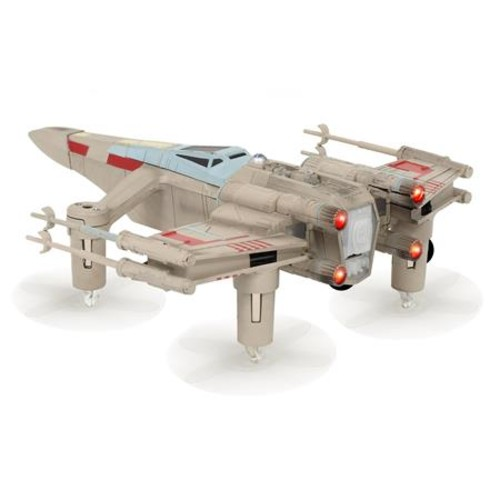 Propel Star Wars T-65 X-Wing Starfighter Quadcopter with Collectors Edition Box