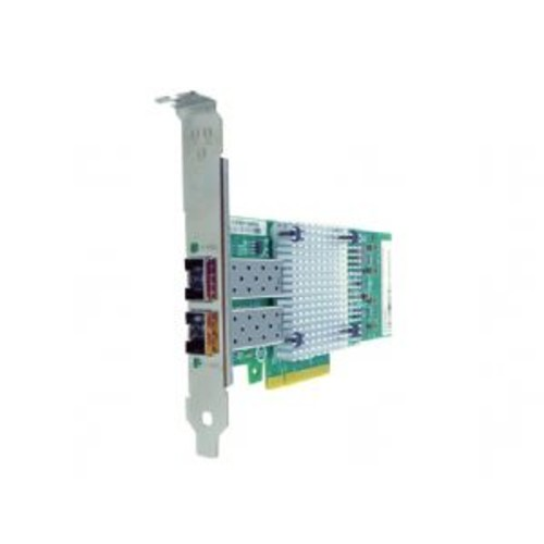Axiom Network Adapter - PCIe 2.0 x8, 10GBase-SR x 2, 850nm, Plug in Card, Wired, Ethernet 10GBase -SR, 10Gbps - QLE8362SRCK-AX