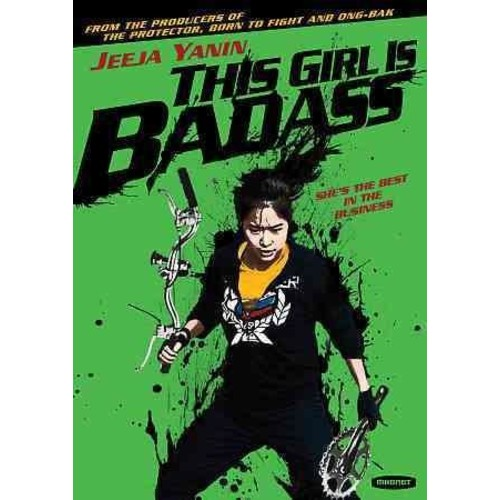 This Girl Is Badass (DVD)