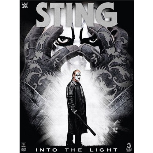 WWE: Sting- Into The Light (DVD)