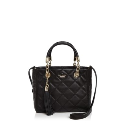 KATE SPADE NEW YORK Emerson Place Lyanna Quilted Leather Satchel
