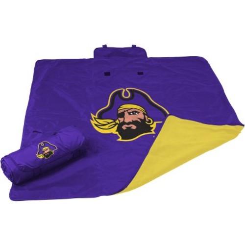 East Carolina Pirates All-Weather Blanket