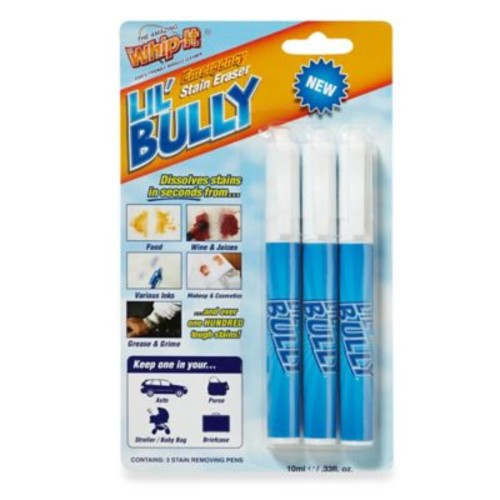 Whip-It Lil Bully Emergency Stain Eraser Pen