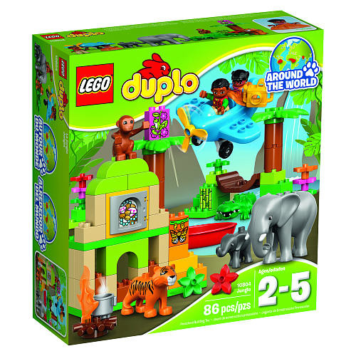 LEGO DUPLO Town Jungle (10804)