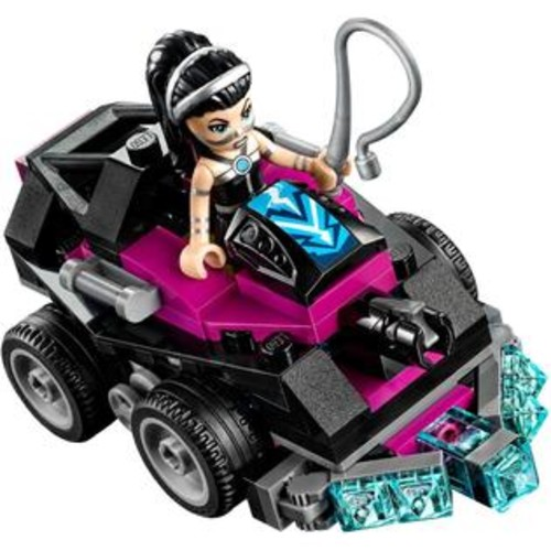 LEGO: DC Super Hero Girls: Lashina Tank