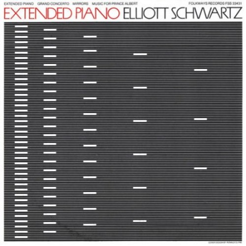 Extended Piano [CD]