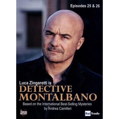 Detective Montalbano: Episodes 25 & 26 [2 Discs] [DVD]