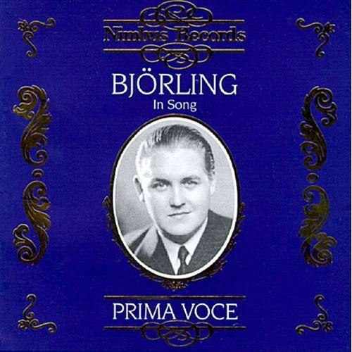 In Song Recordings 1930-1937 CD (1996)