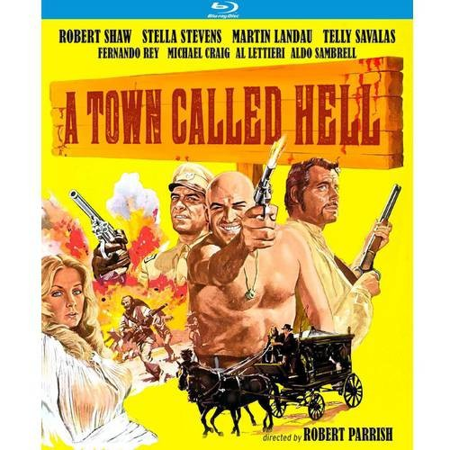 A Town Called Hell [Blu-ray]