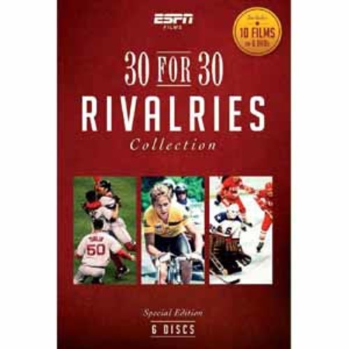 ESPN FILMS 30 for 30: Rivalries Collection [DVD]