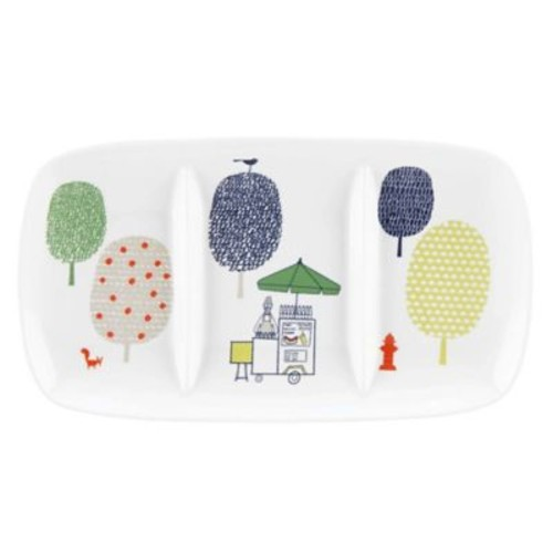 kate spade new york Hopscotch Drive About Town 3-Part Server