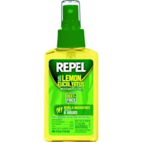 Repel 4 oz. Lemon Eucalyptus Insect Repellent Pump