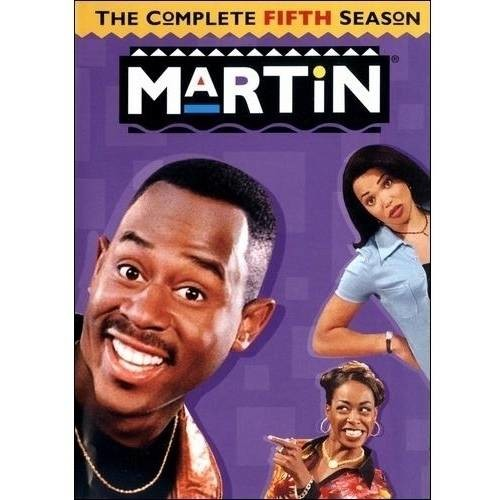 Martin: The Complete Fifth Season [4 Discs] (DVD)