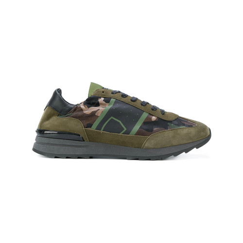 Toujours lu Camouflage sneakers