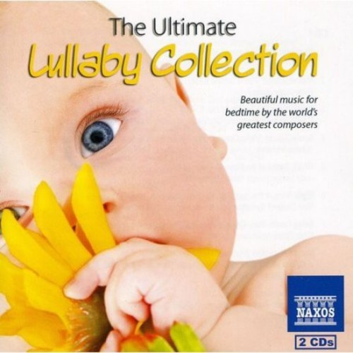 The Ultimate Lullaby Collection [CD]